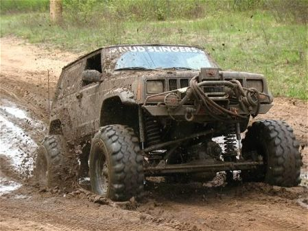 4 wheeling   Mud Rider Angie - YouTube