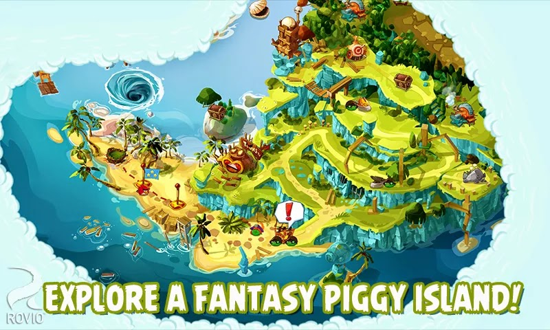 Angry Birds Epic v1.0.15 Mod [Unlimited Everything]