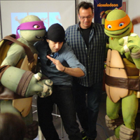 Kevin Eastman y Ciro Nieli nos hablan de las Tortugas Ninjas