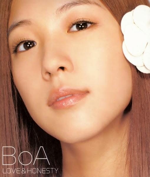 [Album] BoA – Love And Honesty [Japanese Album] [ALAC]