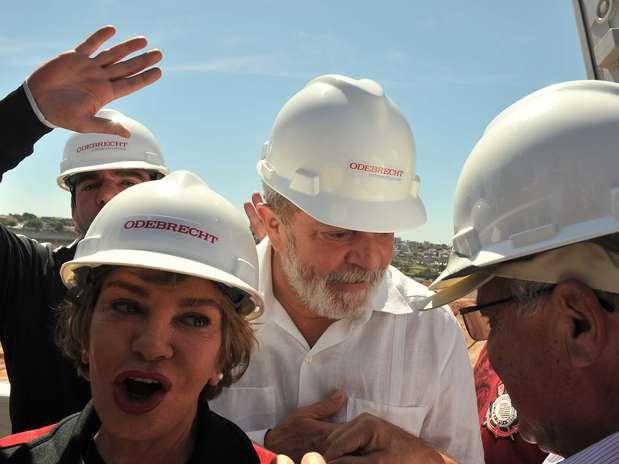 Filho de Lula recebeu R  400 mil do Corinthians durante obras da Odebrecht no  estádio do clube 69d1b15170bf3