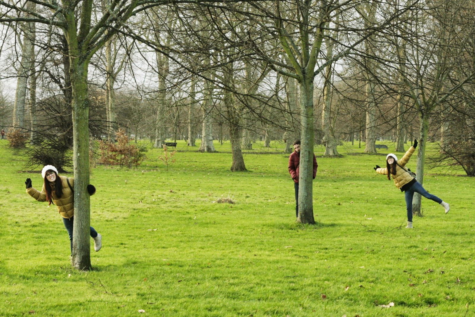 Londres, London, Park