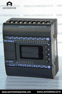 โปรโมชั่น ขาย PLC KEYENCE Model: KV-24DR