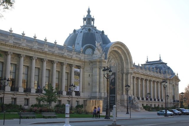 Petit Palais in Paris, France