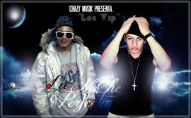 """Krazy music presenta: La noche perfeca Los """"V.I.P"""""""