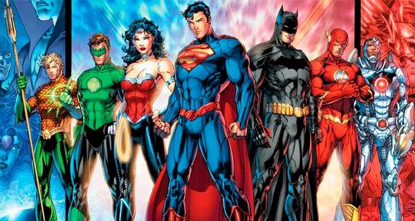 Warner anuncia fechas, nombres y detalles para las diez películas del Universo DC