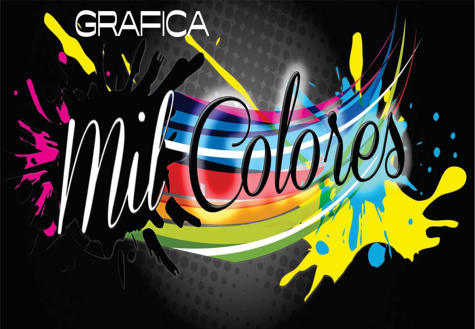GRAFICA MIL COLORES