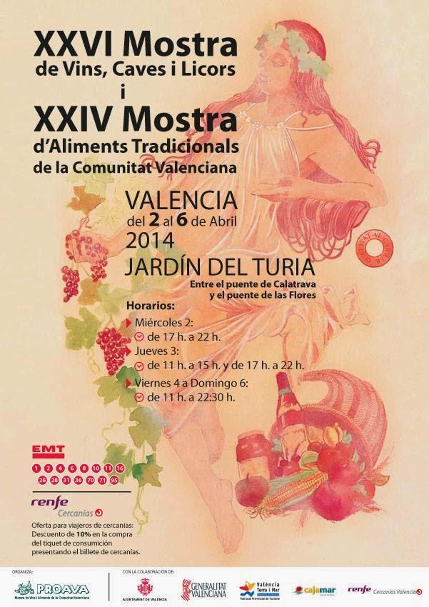 feria del vino valencia
