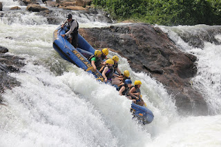 Rafiki Adventure Tours Uganda White Water Rafting On