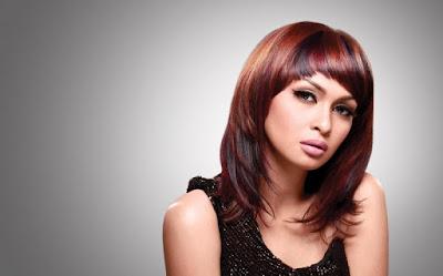 Dazzling Fairy Tata rambut messy ini dapat diaplikasikan pada gaya potongan  Angelic Fairy. Hanya dengan bantuan styling wax dan finger style 04beb00905