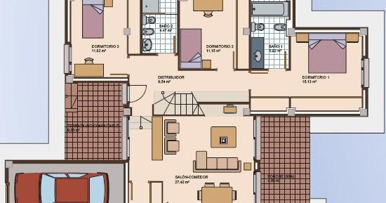 Moclinos el rinc n del tutor de primaria el plano de - Plano de mi casa ...