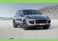 Diseña y disfruta tu propio Porsche Cayenne