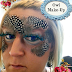 Owl Make-Up, Because Feathers are Fun!