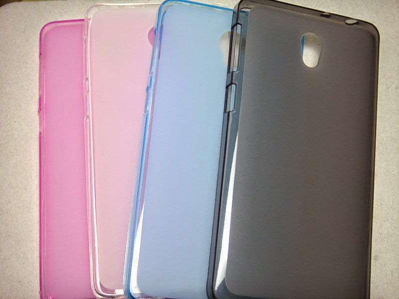 Soft TPU Silicone Gel Clear Skin Case Cover for LENOVO S860 Smartphone
