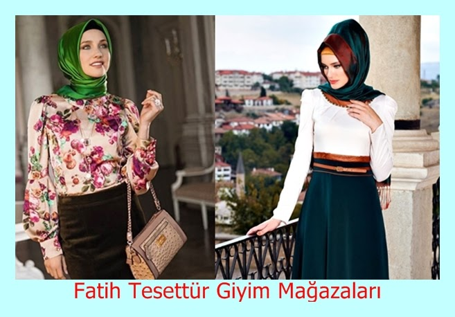 Fatih Tesettür Giyim Mağazaları