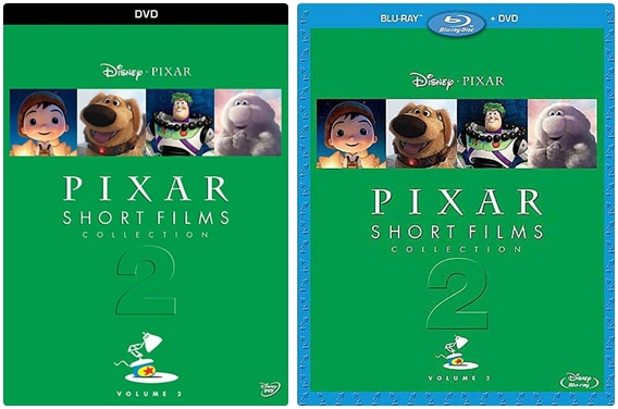 Pixar Short Films Collection Volume 2 Blu-ray Release Date, Details and Pre-Order