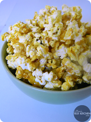 Life After Laundry: Brown Sugar Popcorn