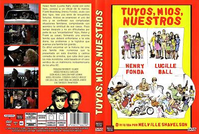 Tuyos, míos nuestros (1968) |Caratula | Cine clásico