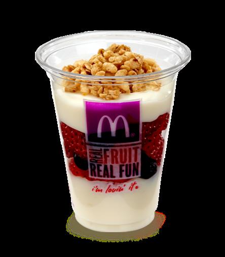 is mcdonalds fruit and yogurt parfait healthy is dry fruit healthy