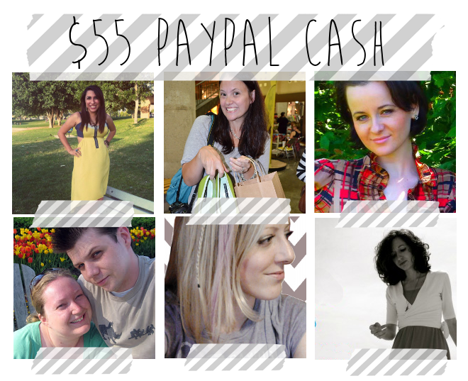 Win $55 Paypal Cash