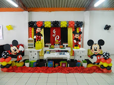 Mickey ESCULPIDO Provençal