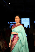 Tapsee Stills at LFW 2015 event-thumbnail-3