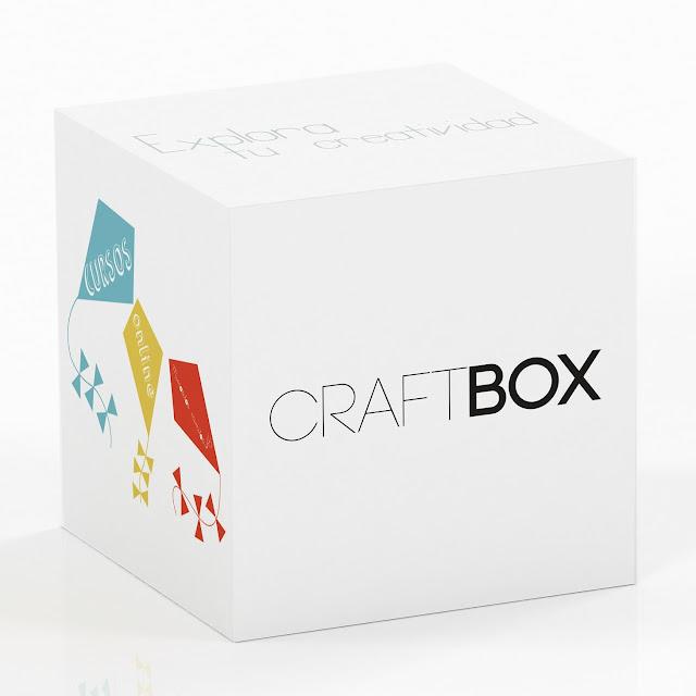 CraftBox SmartBox caja regalo cheque regalo para regalar la vida es bella planB craft DIY manualidades