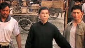 Ip Man 2 Louis Fan and Donnie Yen