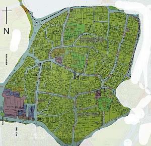 विटे गावाचा नकाशा.