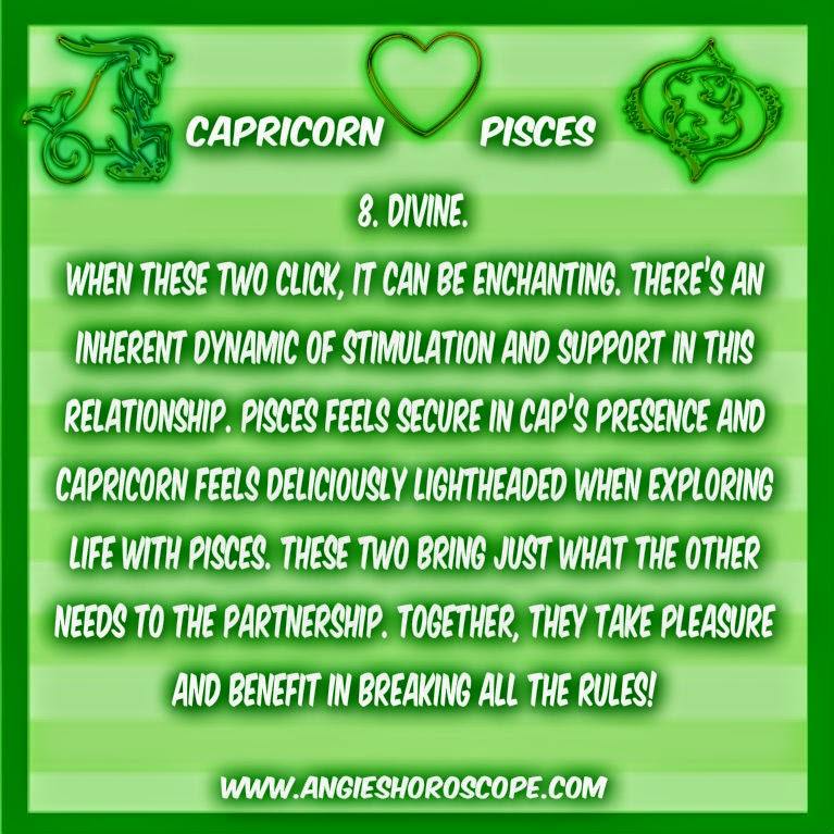 libra dating capricorn Astrology for lovers (safe sharing) capricorn with libra they show their best qualities in a civilised relationship which contains plenty of harmony.