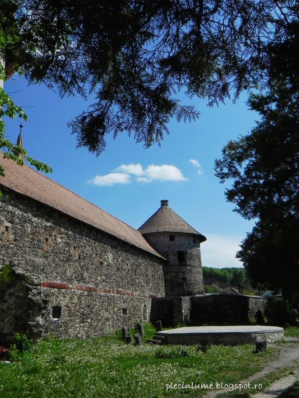 Un alt bastion al castelului
