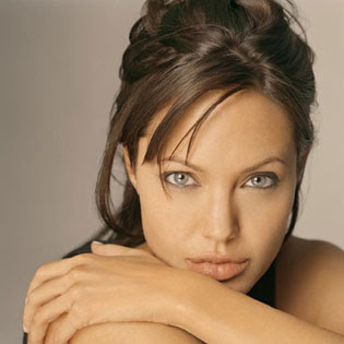 Angelina Jolie Suffers