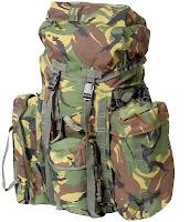 British Bergen Bag
