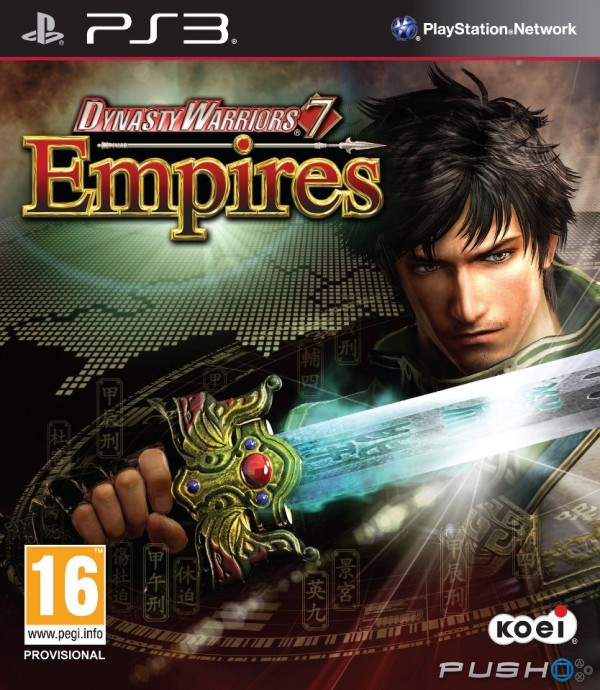 Dynasty+Warriors+7+Empires+ +PS3 Dynasty Warriors 7: Empires PS3