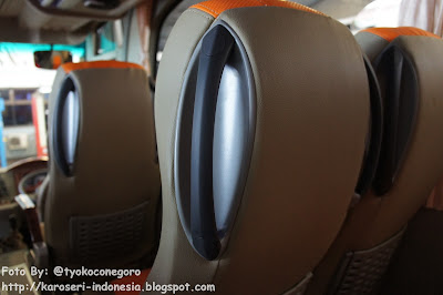 Seats Alldila Jetbus MD