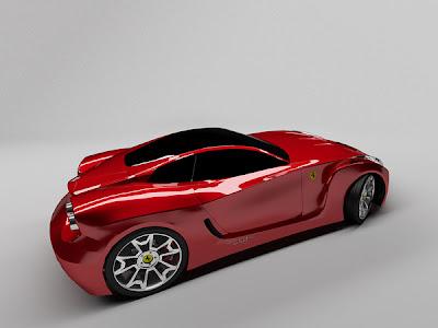 Ferrari best concept