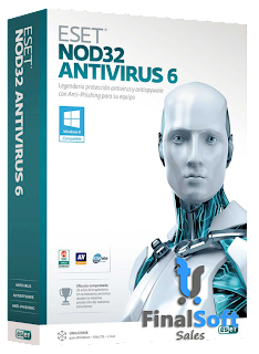 Anti Virus ESET NOD32 Antivirus 6