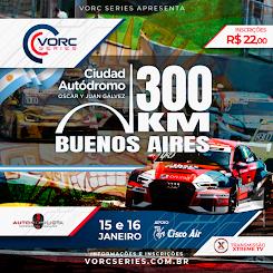 TCR 300Km de Buenos Aires