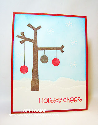 Holiday Cheer-designed by Lori Tecler-Inking Aloud-stamps from Paper Smooches
