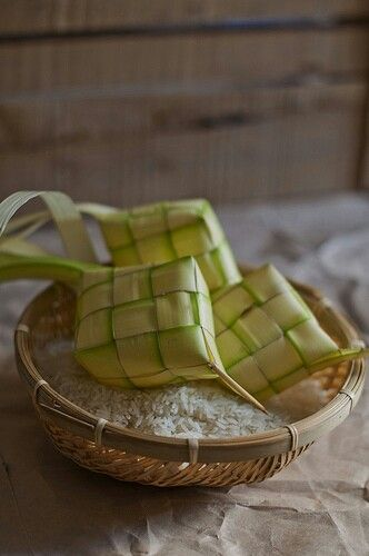 Resep Ketupat Padang