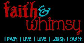 faith & whimsy