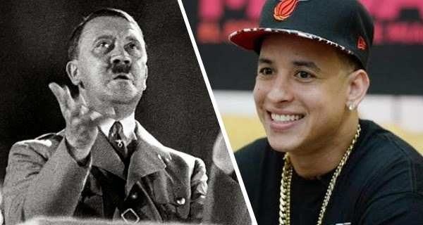 Daddy Yankee Adolfo Hitler