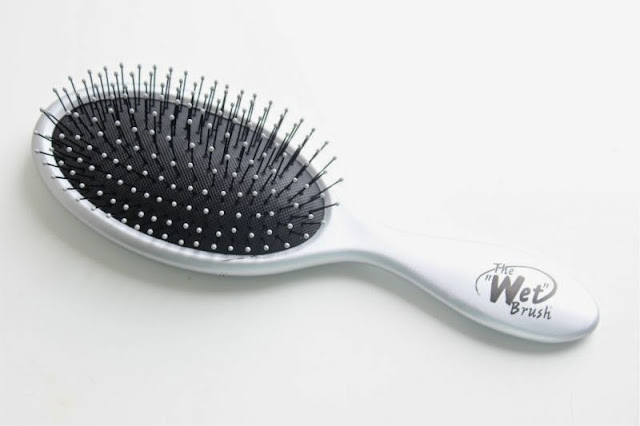 De-tangling Hair Tips
