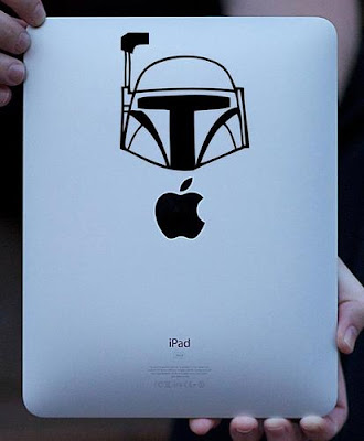 Creative Decals and Cool Stickers For Your iPad (15) 1