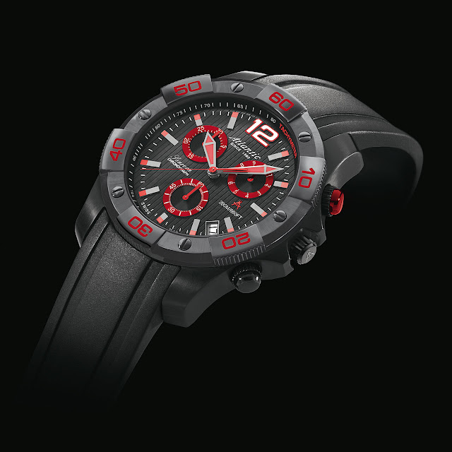 Atlantic Searock Chronograph Watch