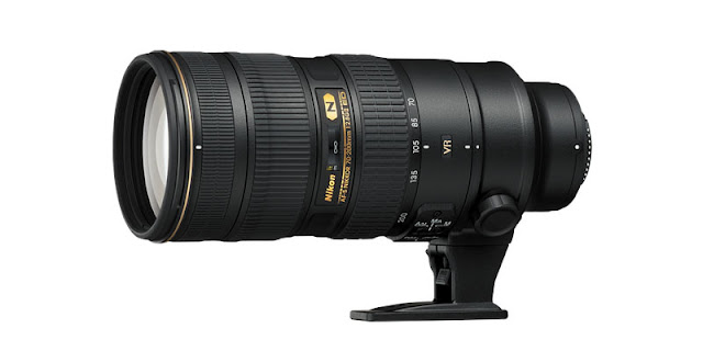 NIkon 70-200mm f2.8 VRii Reviewed For Landscape & Nature Photographers