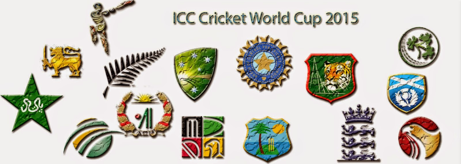 ICC Cricket World Cup 2015 Afghanistan 15 member Team Squad