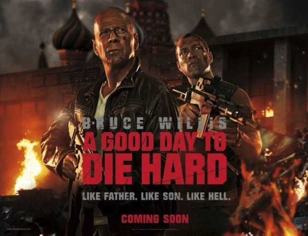 Poster for A Good DayTo Die Hard
