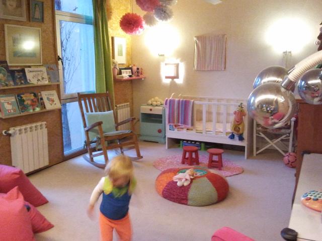 Puerta al sur ideas para decorar un cuarto infantil el cuarto del beb - Decorar la habitacion del bebe ...