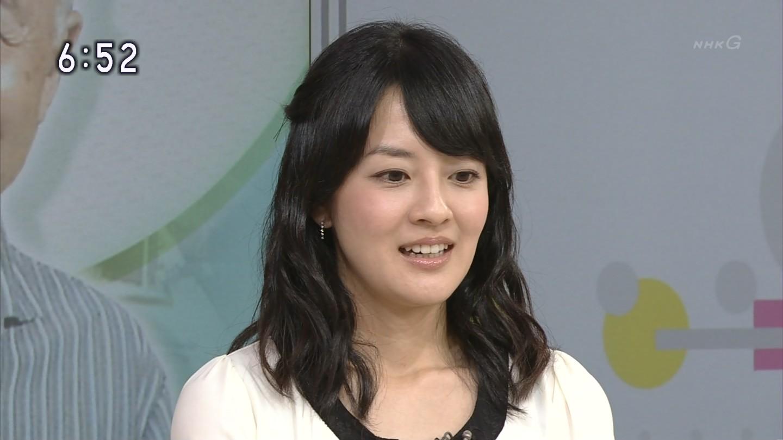 女子アナ画像コレクション: 鈴木奈穂子 NHKニュースおはよう日本 2014年10月17日 女子
